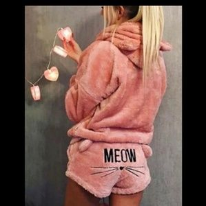 Other - Cute and cozy pj lounge set